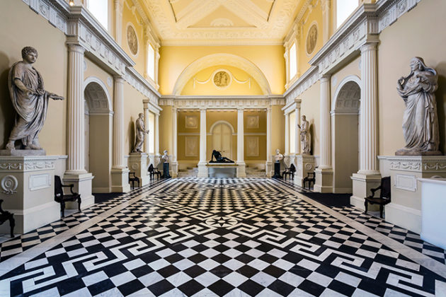 Great Hall, Syon Park, London, London's stately homes