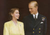 HM The Queen and the Duke of Edinburgh, pictured at the time of their engagement, 1947. The Queen and Prince Philip 70th wedding anniversary, the longest royal wedding in history