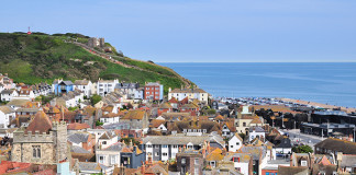 Hastings, East Sussex, battle of hastings, 1066, England, cinque port