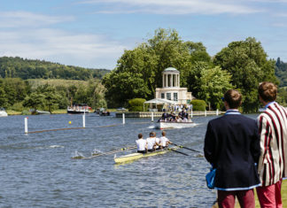 The Henley Royal Regatta on the River Thames. Credit: Visit Britain
