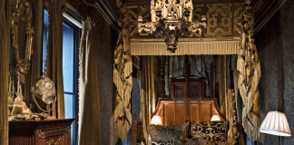 The Heriot Suite at The Witchery by the Castle in Edinburgh
