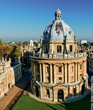 Heritage cities Oxford facts