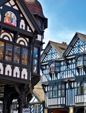 Heritage Cities Chester facts