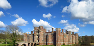 Herstmonceux Castle. Credit: Creative Commons