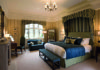 The Clover room at Hever Castle's B&B. Win a luxurious stay at Hever Castle's B&B | Castles you can stay in