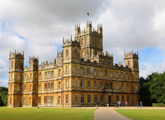 Highclere Castle. Creative Commons