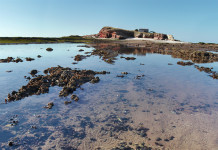 Hilbre Islands, The Wirral. Courtesy of Visit Wirral