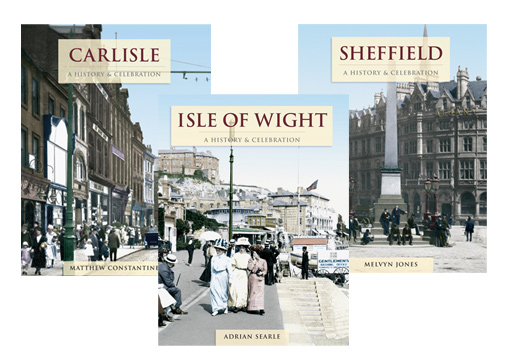 Local History Books by Francis Frith