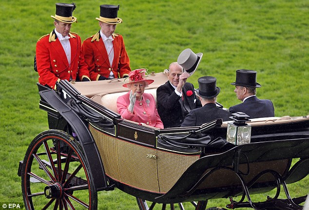 History of Royal Ascot