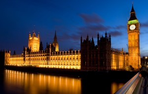 Big Ben and Houses of Parliament London. Credit: Pictureproject/Alamy