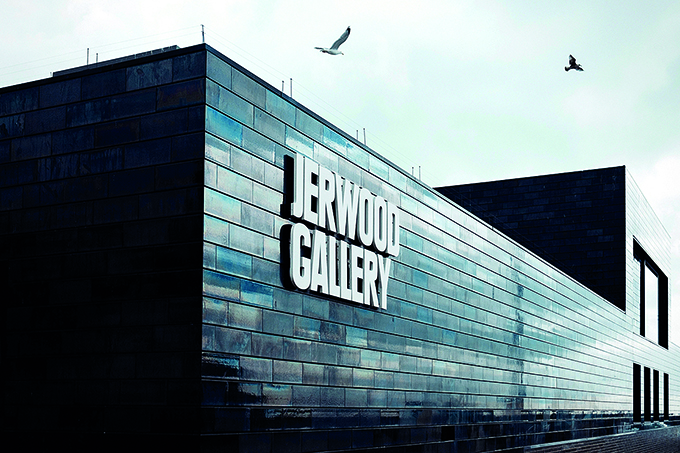 Jerwood Gallery, Hastings, East Sussex