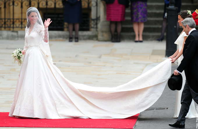 Kate Middleton Dress Royal Wedding