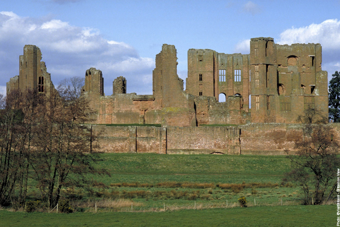 Kenilworth Castle Warwick