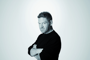 Kenneth Branagh. Credit: Johan Persson