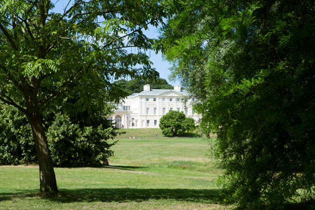 Kenwood House, Hampstead Heath, north London, London's stately homes