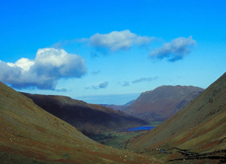 Kirkstone Pass in The Lake District