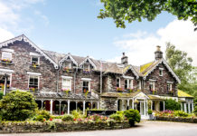 The Wordsworth Hotel in Grasmere