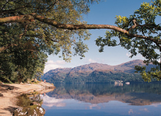 Loch Lomond Glasgow