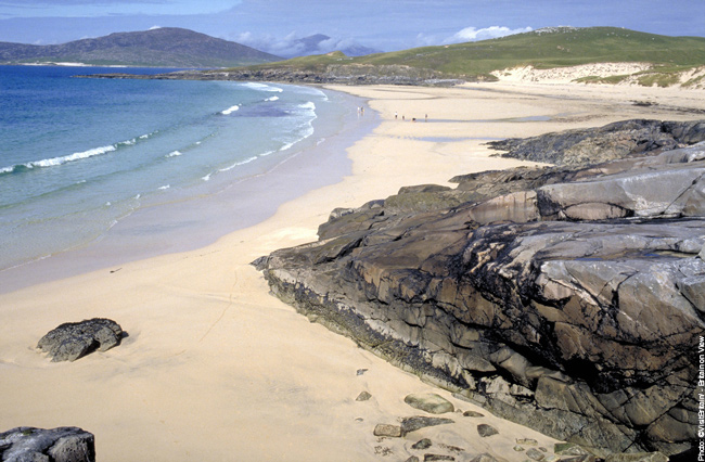 Luskentyre Isle of Harris Scotland
