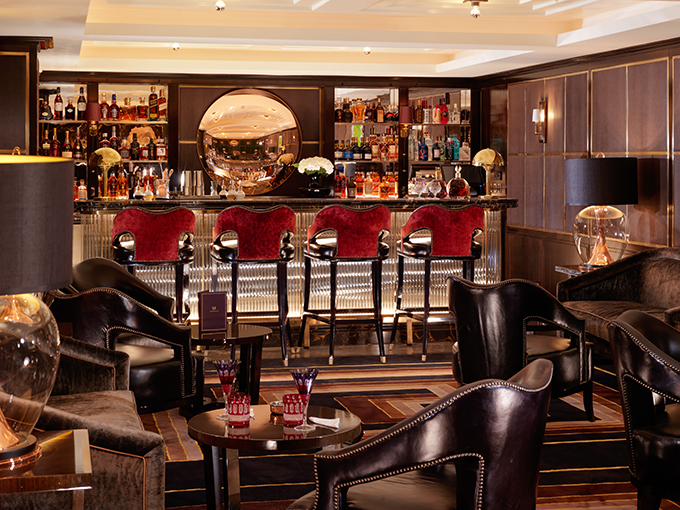 Manetta's Bar, Flemings hotel, Mayfair, London
