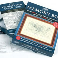 Framed Map Gift Voucher Francis Frith