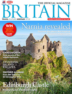 March April 2017 BRITAIN cover