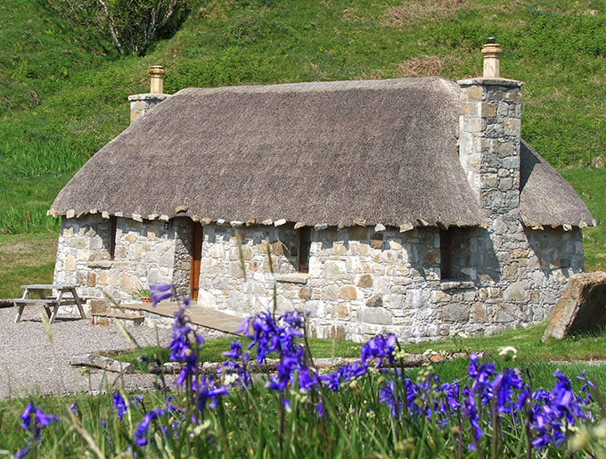 Mary's ThatchedCottages, Elgol, Isle of Skye | Best hotels in Scotland