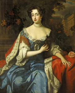 Queen Mary II (1662-1694)