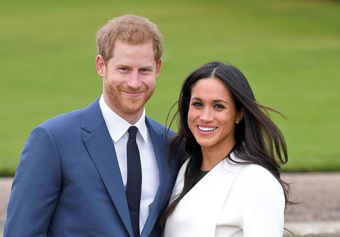 Prince Harry and Meghan Markle. Credit: Creative Commons
