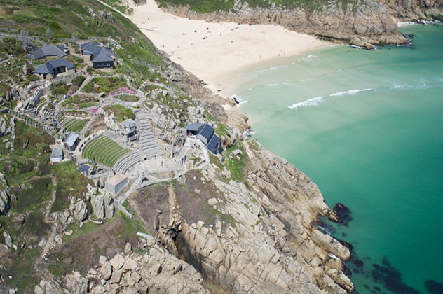 Minack theatre, Porthcurno, West Cornwall. outdoor theatre, photos of cornwall, beautiful Cornwall