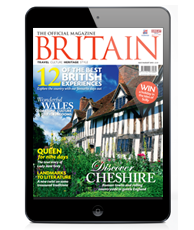 BRITAIN Magazine on Mobile Devices