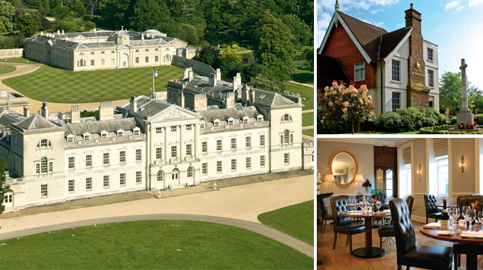 Win a two night stay at The inn at Woburn National Treasure Houses