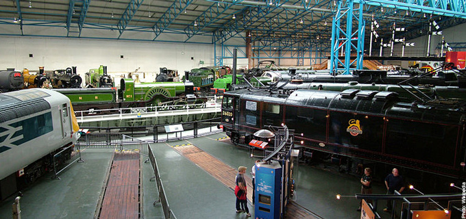 National Railway Museum Yorkshire