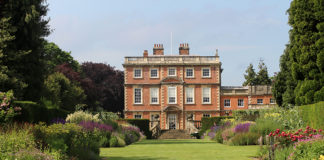 Newby Hall. Credit: Andrew Harrison