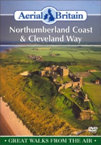 Aerial Britain Northumberland and Cleveland Way