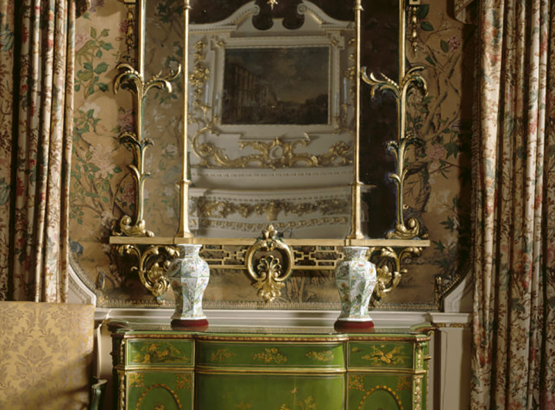State Bedchamber, Nostell Priory