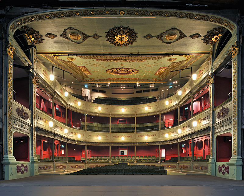 British theatres
