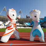 London Olympic Image Mascots