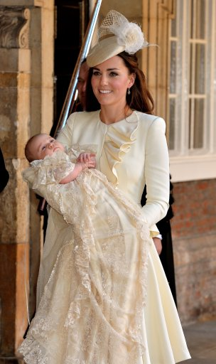 Christening of Prince George of Cambridge