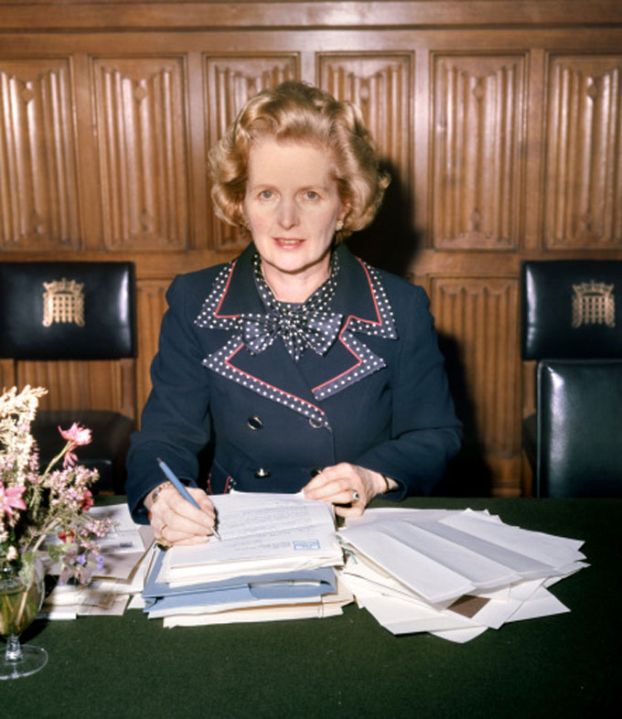 the life and leadership of margaret thatcher the prime minister of great britain