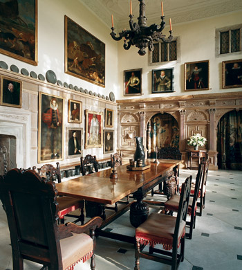 Parham House The great Hall