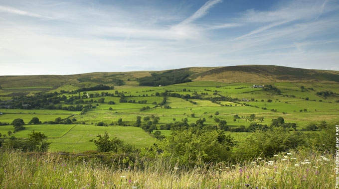 Pendle Hill Lancashire Most Haunted Places in Britain