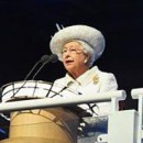 Queen Commonwealth Games