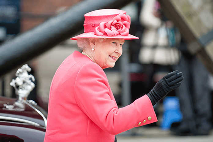 HM Queen Elizabeth II, during her Diamond Jubilee tour, in 2012 Credit: Shaun Jeffers / Shutterstock.com
