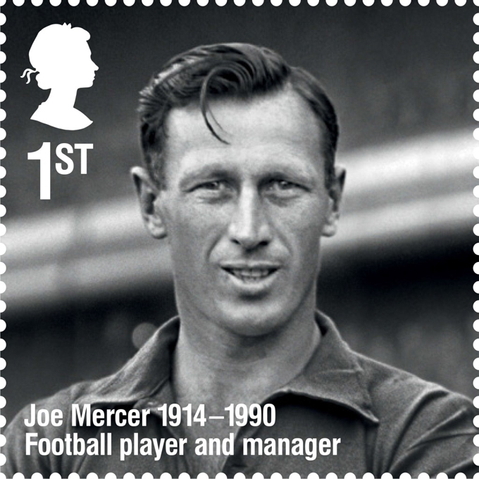 RL Joe Mercer stamp 400