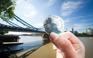 Portraits of Britain coins by The Royal Mint