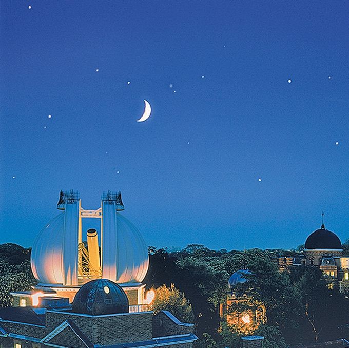 Royal-Observatory-at-night