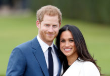 Royal Wedding Souvenirs - Harry and Meghan