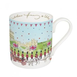 Royal Wedding Souvenirs - Mug