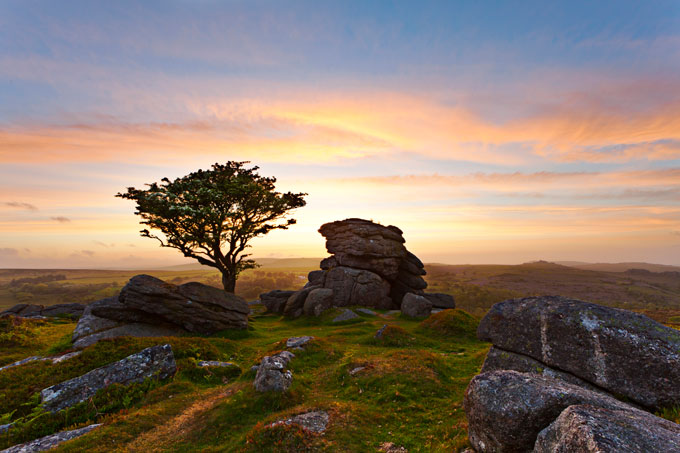 Saddle-Tor-Dartmoor